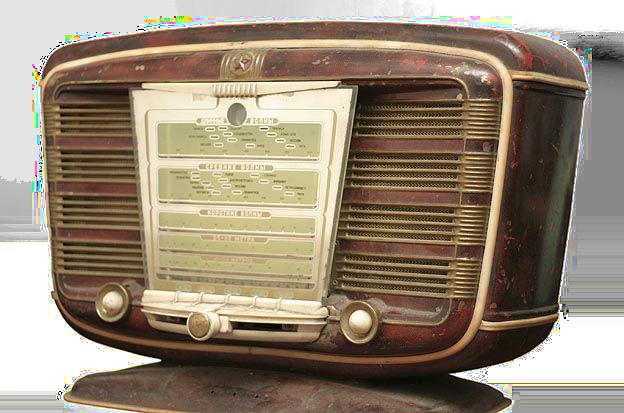 Слушать радио